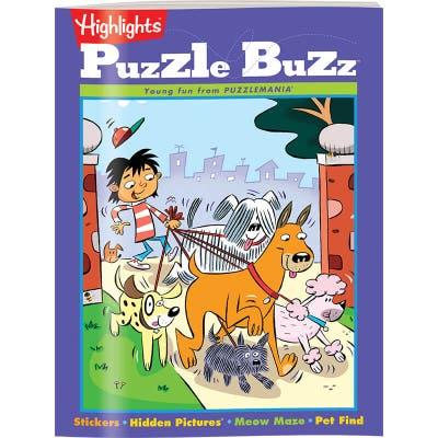 Puzzle Buzz Book Club