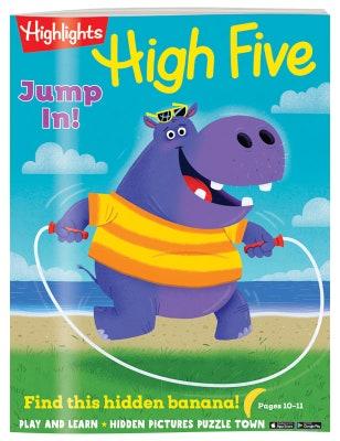 High Five Magazine - 3 Years