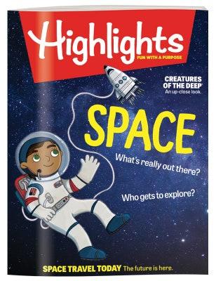Highlights Magazine - 3 Years