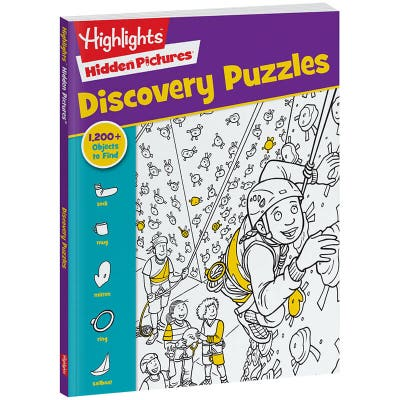Highlights Hidden Pictures® Favorites: Discovery Puzzles