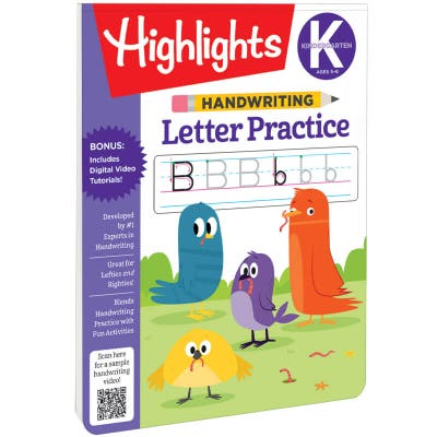 Handwriting Letter Practice