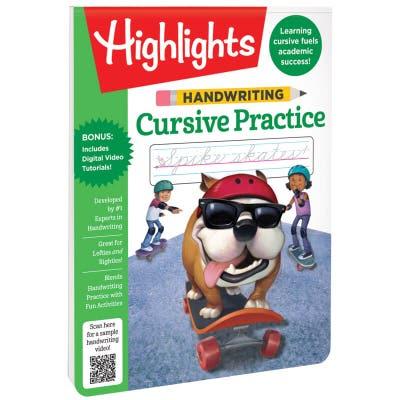 Handwriting Cursive Practice