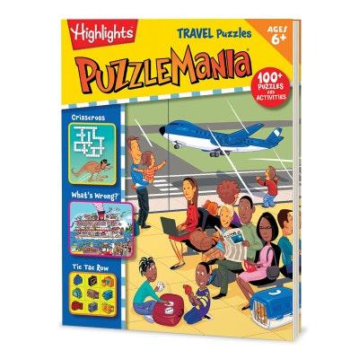 Puzzlemania: Travel Puzzles