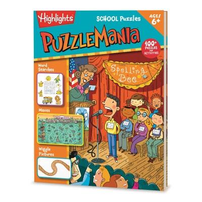 Puzzlemania: School Puzzles