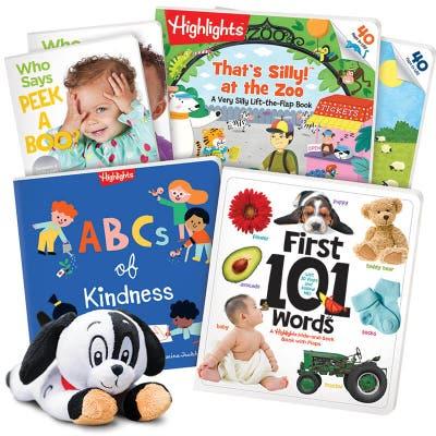 Baby & Toddler Gift Set