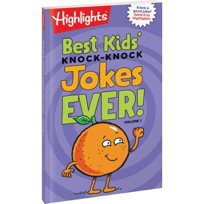 Best Kids' Knock-Knock Jokes Ever! Volume 1