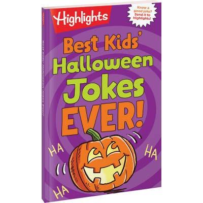 Best Kids' Halloween Jokes Ever!