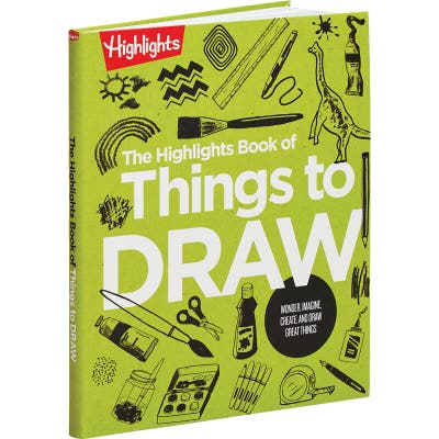 Highlights Book of Things to Draw