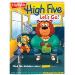 Included in Deluxe Gift Set: High Five Magazine Subscription 1 Year (12 issues)