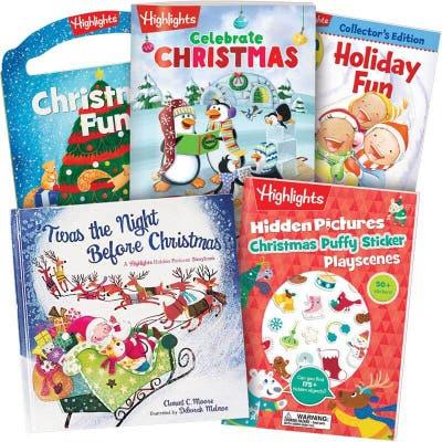 Christmas Gift Set Ages 3-6