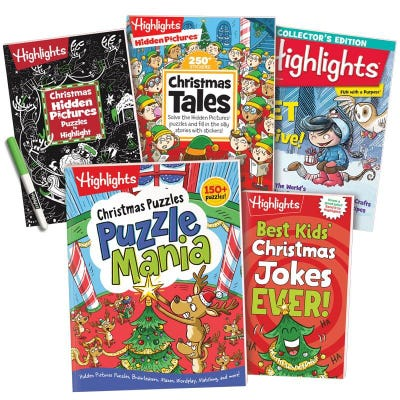Christmas Gift Set Ages 6-12