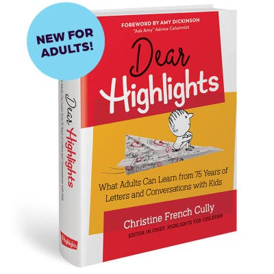 Dear Highlights is a new and inspiring parenting book