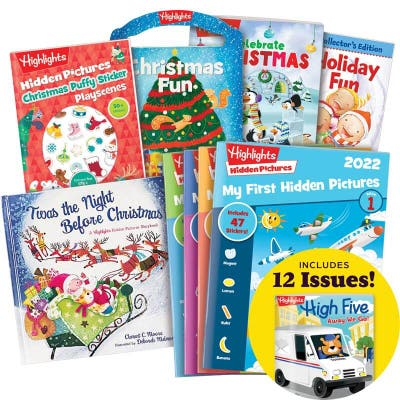 Deluxe Christmas Gift Set Ages 3-6