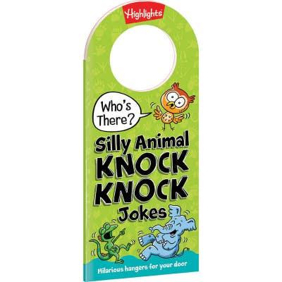 Silly Animal Knock Knock Jokes book