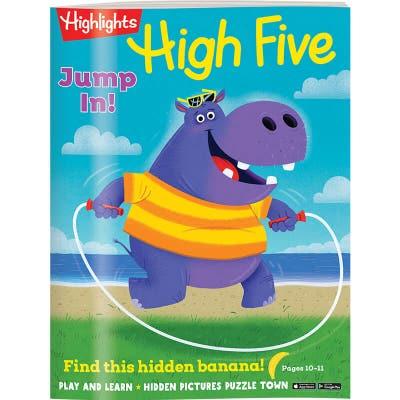 High Five Magazine