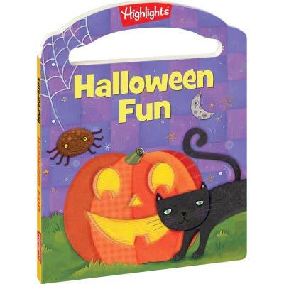 Halloween Fun Carry-and-Play Board Book