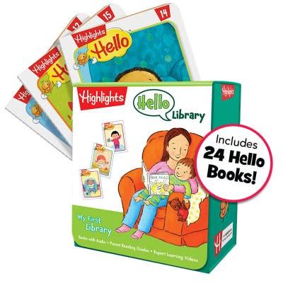 Hello Library 24-Book Box Set