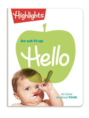 Highlights Hello Magazine One Year (12 Issues) Subscription