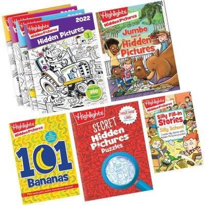 Hidden Pictures Gift Set