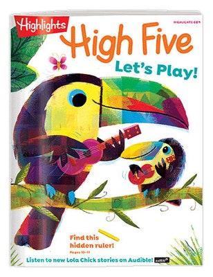 High Five Magazine - 1 Year