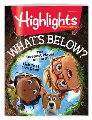 Highlights Magazine - 1 Year