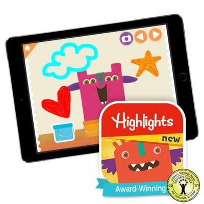 Highlights Monster Day App