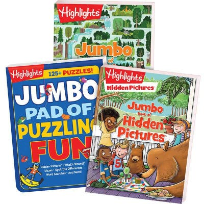 Jumbo Books Collection