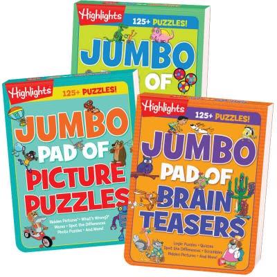 Jumbo Books Collection, Volume 2