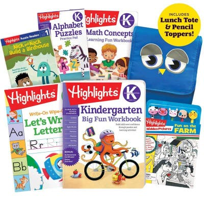 Premium School Success Pack Kindergarten