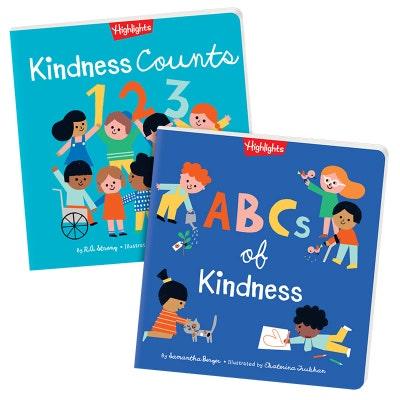 Kindness Books Set of 2
