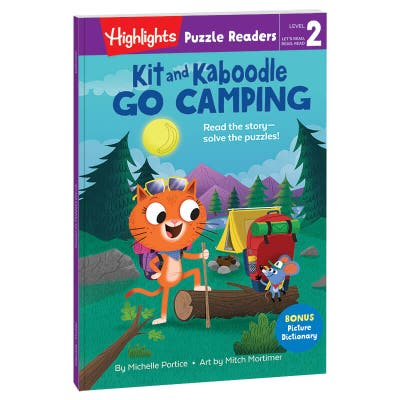 Kit and Kaboodle Go Camping