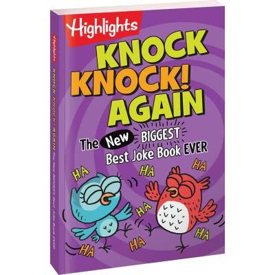 Knock, Knock! Again The New Biggest Best Joke Book Ever