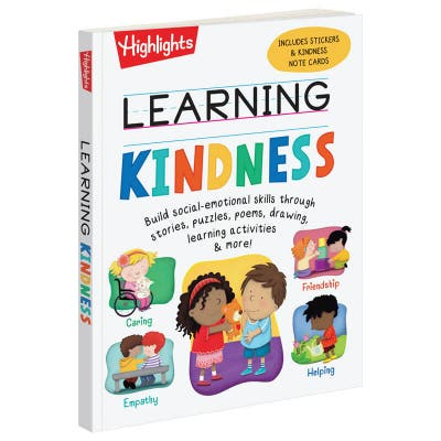 The Learning Kindness book has great kindness activities for kindergarten and preschool ages