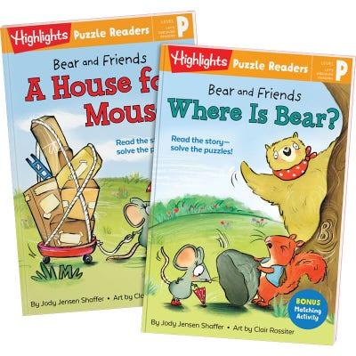 Bear and Friends 2-Book Set