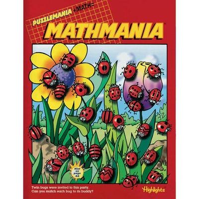 Mathmania Book Club