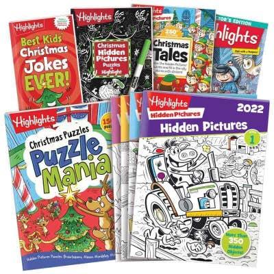 Premium Christmas Gift Set Ages 6-12