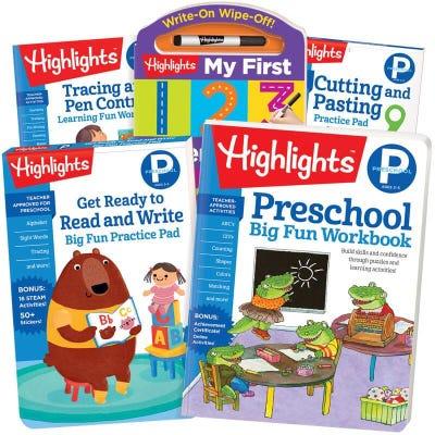 Back-to-School Success Pack, Preschool