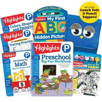 Premium School Success Pack Preschool