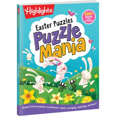 Puzzlemania Easter Puzzles