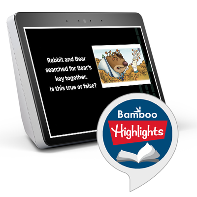 Highlights Storybooks from Bamboo skill for Alexa