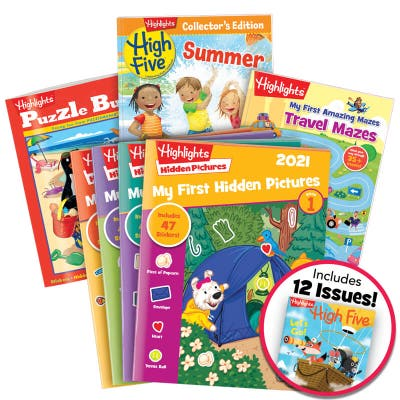 Deluxe Summer Fun Gift Set Ages 3-6