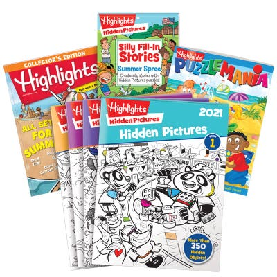 Summer Fun Gift Set Ages 6-12