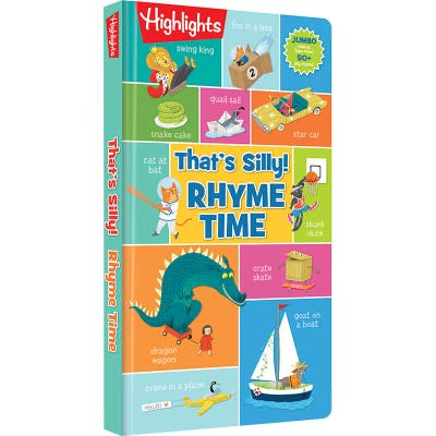 That's Silly Rhyme Time