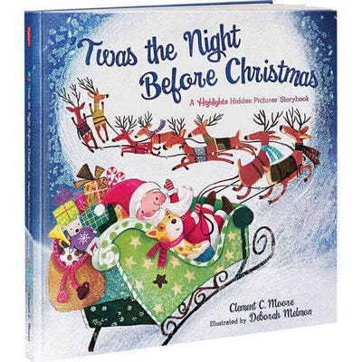 HIDDEN PICTURES 'Twas the Night Before Christmas