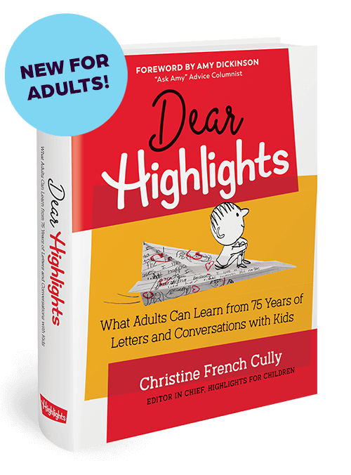 Dear Highlights Book Cover