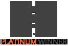 Best Mobile App Awards Platinum Winner Logo