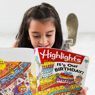 Shop award winning magazines for kids of all ages.