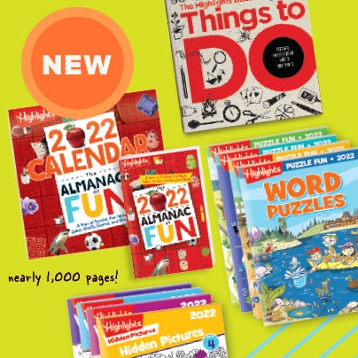 Get 10 books, 2 decks of cards, sticky notes and a calendar in this super-sized bundle!
