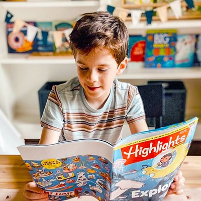 Shop our magazines for all ages.