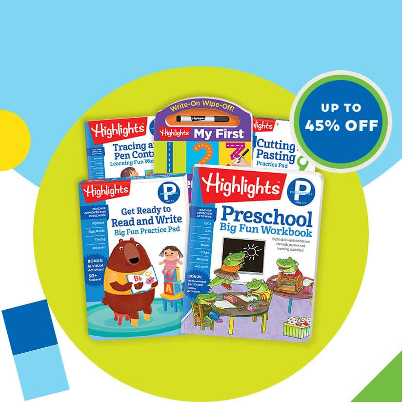 Shop all in one learning packs and save up to 45% now.